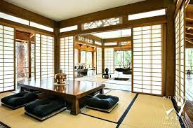 Japanese Living Room Compact Design Ideas With Traditional Architectural Images Interior Photos