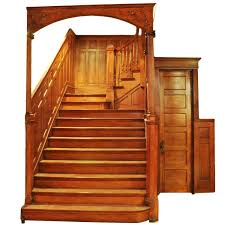 Victorian Quartersawn Oak Staircase, Circa 1895 For Sale At 1stdibs Outdoor Stair Railing Ideas Staircase Craftsman With Ceiling Best 25 Wood Railings On Pinterest Stairs Rustic Before And After Gel Stained Stair Rail Matsutake Axxys Reflections Oak Glass 12 Step Landing Balustrade Handrail Painted Banister Banister Remodel Bannister Hallway In Door Interior Designs Iron Design Shop Interior Railings Parts At Lowescom