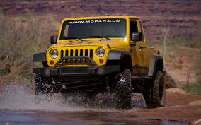 100 Jeep Wrangler Truck Conversion Kit No Pickup Until At Least 2015 CEO Says Motor Trend