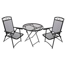 100 Small Wrought Iron Table And Chairs Patio Dining Set At Lowescom