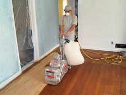 Buffing Hardwood Floors Diy by How To Refinish A Floor How Tos Diy