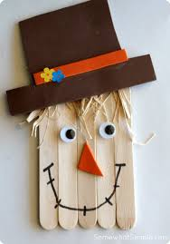 44 Fall Crafts For Kids