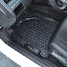 Amazon.com: Motor Trend 4pc Black Car Floor Mats Set Rubber ... Floor Mats Car The Home Depot Flooring 31 Frightening For Trucks Photo Ipirations Have You Checked Your Lately They Could Kill Chevy Carviewsandreleasedatecom Lloyd Bber 2 Custom Best Water Resistant Weathertech Allweather Sharptruckcom For Suvs Husky Liners Amazoncom Plasticolor 0384r01 Universal Fit Harley Bs Factory Oxgord 4pc Full Set Carpet 2014 Volkswagen Jetta Gli Laser Measured Floor Printed Paper Promotional Valeting