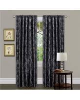 Lush Decor Serena Window Curtain by Find The Best Deals On Triangle Home Fashions 19013 Lush Decor