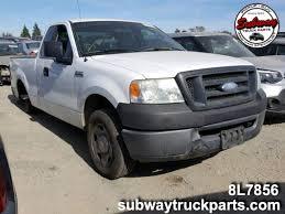 100 Subway Truck Parts Used 2006 Ford F150 42L 4x2