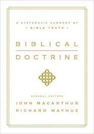 Biblical Doctrine A Systematic Summary Of Bible Truth