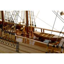 Hms Bounty Tall Ship Sinking by Hms Bounty Wooden Historical Handcrafted Ready Made Tall Ship