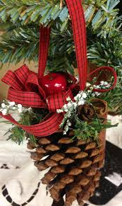 Pine Cone Christmas Tree Ornaments Crafts by 43 Best Pine Cone Crafts Images On Pinterest Diy Crafts And