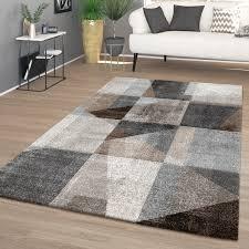 wohnzimmer teppich kurzflor würfel design 3d look