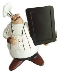 Fat Italian Chef Kitchen Theme by Total Fab Fat Chef Statues A Bit Of Bistro Themed Kitchen Decor