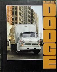 100 Dodge Medium Duty Trucks 1970 Truck Conv Tilt Low Cab Fwd Sales Brochure