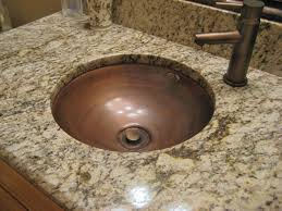 Menards Bathroom Sink Drain by Make A Copper Bathroom Sink Your Next Kitchen Purchase U2014 The Homy
