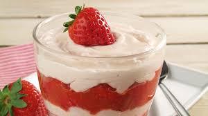 erdbeeren mit mascarpone creme
