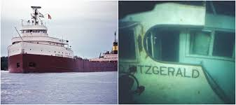 What Year Did The Edmund Fitzgerald Sank by The Final Moments Of Ss Edmund Fitzgerald That Sank In 1975