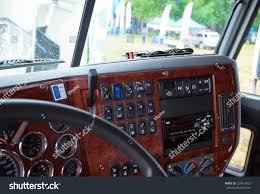 Modern Ergonomic Stylish Dashboard Heavy Semi Stock Photo (Royalty ... The Only Old School Cabover Truck Guide Youll Ever Need Semi Interior Luxury Future Trucks My Accsories Cluding Steering Wheels Gauge Covers Dash 9 Super Cool You Wont See Every Day Nexttruck Blog Best Of Inspiration Ideas Great By Michael Mckinley Sleeper Area 2018 What Do Cabs For Longhaul Drivers Look Like Youtuber Takes Us Inside Cabin Tesla Video An New Electric Fortune