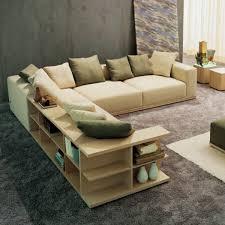 canape d angle bois canapé modulable avec rangement en 21 designs sublimes