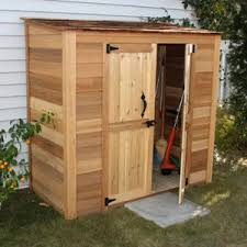 Outdoor Living Today Storage Sheds