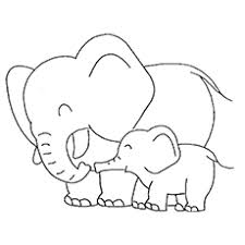Top Free Printable Jungle Animals Coloring Pages