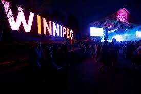 Gallery Manitoba Night Summer Games Festival