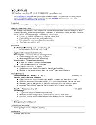 Sample Resume Skills For Service Crew Elegant Examplesorastood Template Without Experience 0