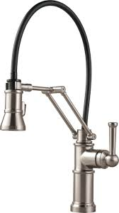Overstock Bronze Kitchen Faucets by Platinum Deck Mount High End Kitchen Faucets Two Handle Pull Down