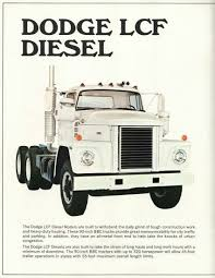Dodge LCF Diesel Truck Sales Brochure Page | Dodge Heavy | Pinterest ...