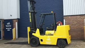 100 Truck For Hire Hyster S700XL 4Wheel For MMH S For Sale