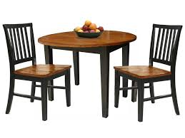Arlington 3 Piece Dining Set With Two Drop Leaves By Intercon At Rife's  Home Furniture Arlington End Table Ding Transitional Counter Height With Storage Cabinet By Fniture Of America At Rooms For Less Drop Leaf 2 Side Chairs Patio Ellington Single Pedestal 4 Intercon Black Java 18 Inch Gathering Slat Back Bar Stools Dinette Depot 6 Piece Trestle Set Bench Liberty Pilgrim City Rifes Home Store Northern Virginia Alexandria Fairfax