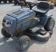 Mastercraft Lawn Mower | Item 3500 | SOLD! September 21 Miss...