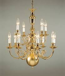 Brass Chandeliers London Dutch Flemish