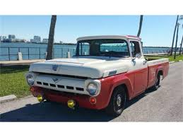 100 1957 Ford Truck F100 For Sale ClassicCarscom CC1123345