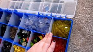 Akro Mils 26 Drawer Storage Cabinet by Lego Storage Container For Pick A Brick Technic Portable Akro