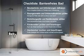 barrierefreies bad das bad fürs alter entscheider