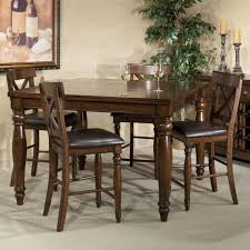 Kingston 5 Piece Gathering Table And Stool Set By Intercon ...