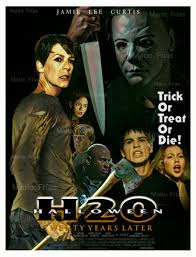 Halloween Jamie Lee Curtis Remake by Halloween H20 Horror Slasher Edit By Mario Frías Horror