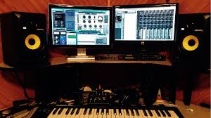 The Essentials Of Your Home Music Production Studio