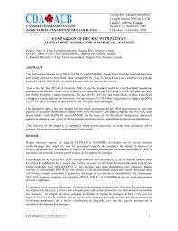 bureau service national bureau du service national parison of hec ras with fldwav and