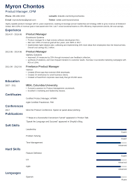 Sales Manager Resume Sample Writing Tips Genius Templates ... Product Manager Resume Samples Template And Job Description What Are Some Best Practices For Writing A Resume The 15 Reasons Tourists Realty Executives Mi Invoice 7 Musthaves Every Examples By Real People Telekom Junior Product Sample Complete Guide 20 Top Jr Junior Senior Templates Visualcv Associate Velvet Jobs Monstercom