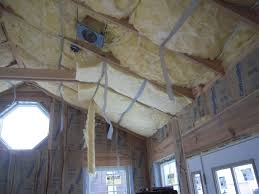 Insulating Cathedral Ceiling With Foam Board by Cathedral Ceiling Insulation Adventures In Remodeling
