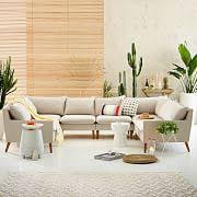 West Elm Bliss Sofa by Bliss Sofa Sectional West Elm