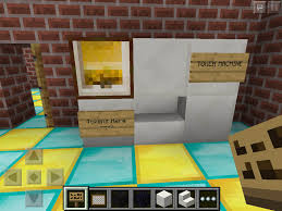 Minecraft Kitchen Ideas Pe by How To Make A Bathroom In Minecraft Pe Ipad Bathrooms Cabinets