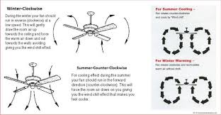 Hunter Ceiling Fans Clockwise Or Counterclockwise by Ceiling Fans Rotate Clockwise Or Counterclockwise Integralbook Com