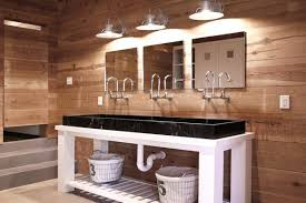 Rustic Cabin Bathroom Lights by Log Cabin Bathroom Light Fixtures U2013 Luannoe Me