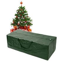Artificial Xmas Christmas Tree Storage Bag Box Bin Bags For 4 9 Foot Trees White