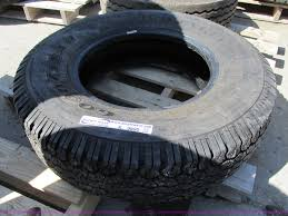 Used Goodyear Wrangler RT/S 215/85R16 Tire | Item X9890 | SO...