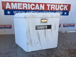 100 Tradesman Truck Tool Box Used Trailer For Sale Phoenix AZ 52555
