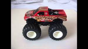 Monster Jam Gunslinger Pickup Truck By Hot Wheels - YouTube You Think Know Your Monster Truck Facts New Orleans La Usa 20th Feb 2016 Wrecking Crew Monster Truck After Shock Aka Aftershock Awesome Links Information El Toro Loco Jam Seaworld Mommy Mad Scientist Gunslinger Sunday Freestyle At Thunder On The Beach 2011 Youtube Images Vintage Farmhouse Pictures Lg G Gunslinger Home Facebook Ridin Shotgun With Brett Favre Trucks Wiki Fandom Jam