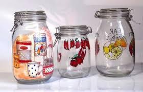 que faire avec des pots de yaourt en verre bocaux decoration cuisine 1que faire avec des pots de yaourt en