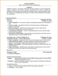 Including Startup On Resume Example