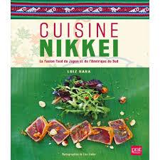 livre cuisine japonaise editions prisma livre cuisine nikkei